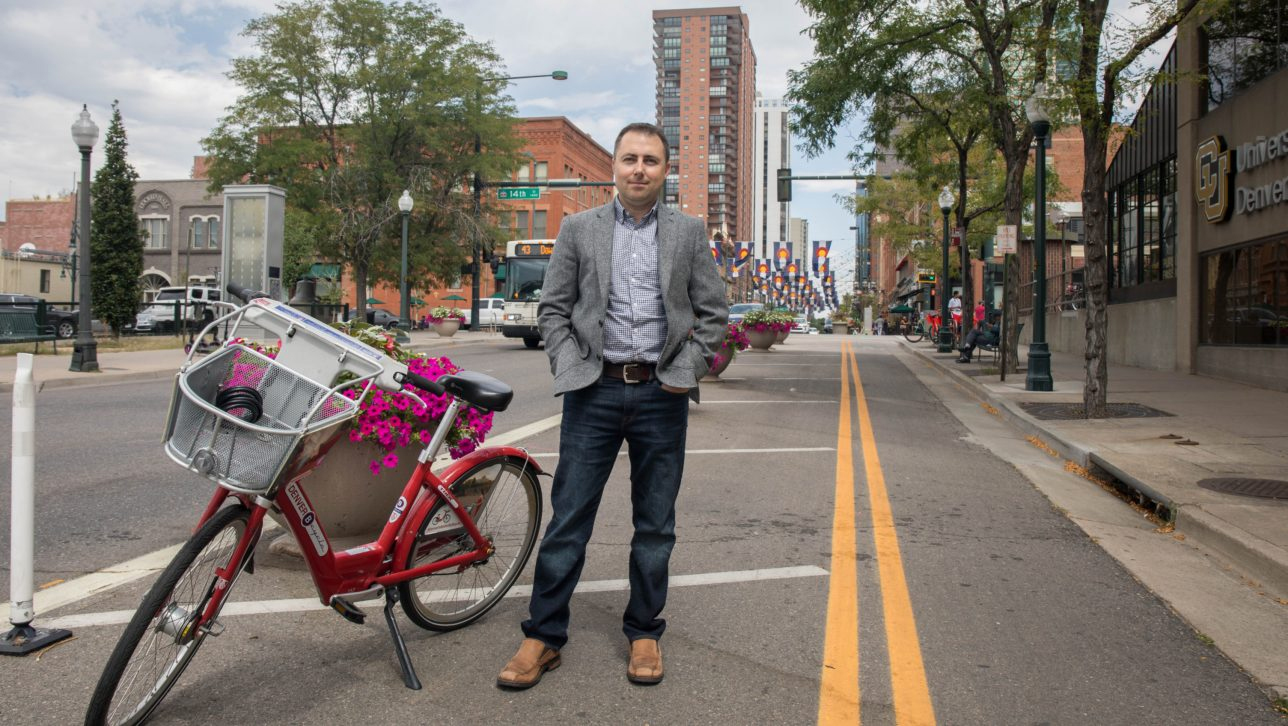 Throwing a curve into street planning for safer communities