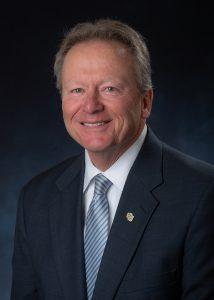 Ken McConnellogue, VP for Communications